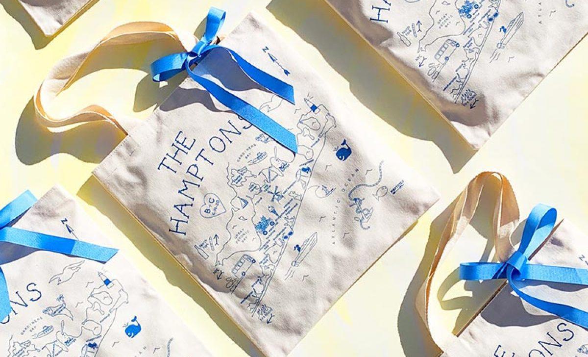 The Hamptons Gift Tote Bags